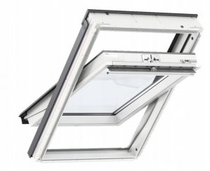 Okno dachowe VELUX GLU MK04 0051 + KOŁNIERZ