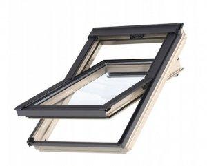 Okno dachowe VELUX GZL MK06 1051 + KOŁNIERZ