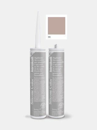 KERAKOLL Fugabella Color Silikon 310ml Kolor 39