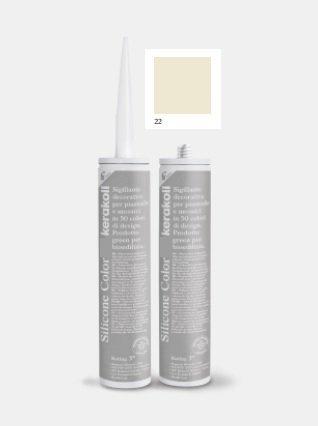 KERAKOLL Fugabella Color Silikon 310ml Kolor 22