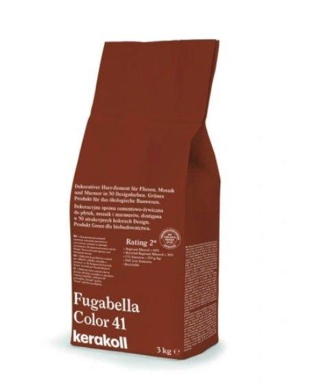 KERAKOLL Fugabella Color Fuga 3 kg Kolor 41