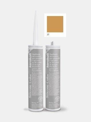 KERAKOLL Fugabella Color Silikon 310ml Kolor 27