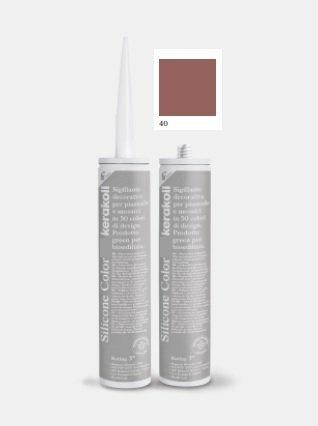 KERAKOLL Fugabella Color Silikon 310ml Kolor 40