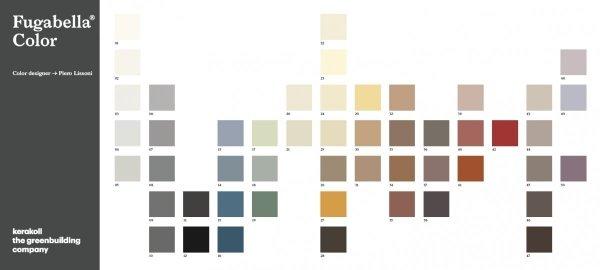 KERAKOLL Fugabella Color Fuga 3 kg Kolor 49