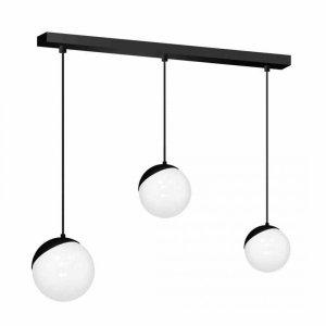 Lampa wisząca SFERA BLACK 3xE14