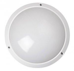LAMPA ZEWNĘTRZNA PLAFON BIAŁY HERMETYCZNY IP54 RABALUX 5810 LENTIL