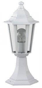 LAMPA ZEWNĘTRZNA STOJĄCA OGRODOWA SŁUPEK BIAŁY RABALUX VELENCE 8205