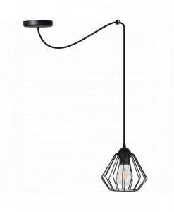 Lampa 1-płomienna LOFT  - SPIDER 1921/1/18