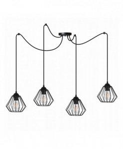 Lampa LOFT  - SPIDER 1921/4/18