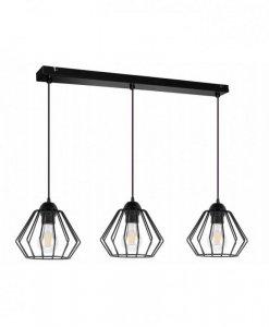 Lampa 3-płomienna LOFT  - Edison 1502/3/L