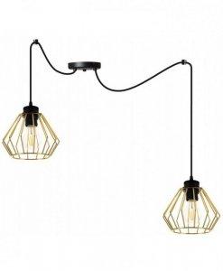 Lampa wisząca regulowana - SPIDER SANTOS 2213/2