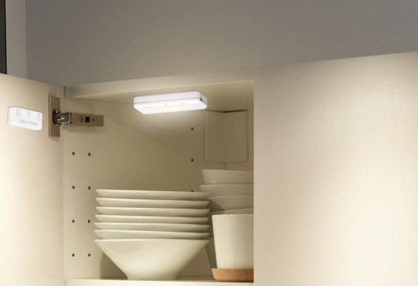 Lampka Podszafkowa 0,5W 4000K MicroUSB