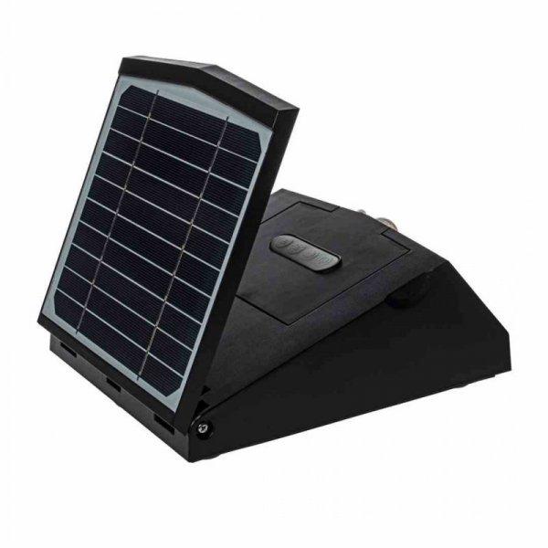 Lampa Solarna Transformer 7W 4000K