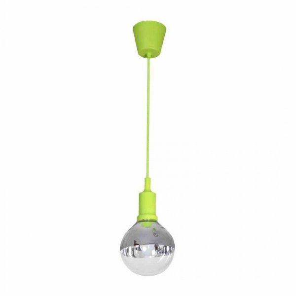 LAMPA WISZĄCA BUBBLE LIME 5W E14 LED
