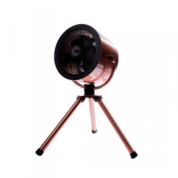 """Wentylator stojący EKO-LIGHT 10"""" Tripod Copper"""