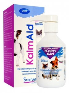 ScanVet Kalm Aid 250ml