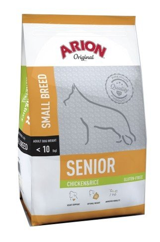 Arion Original Senior Small Chicken & Rice 3kg