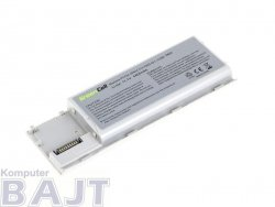Bateria Green Cell do Dell Latitude D620 D630 D631 M2300 KD489 6 cell 11,1V