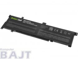 Bateria Green Cell do Asus A501L A501LX K501L K501LB 4200mAh 10,8V