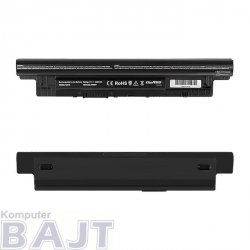 Bateria Qoltec do Dell 3521 5521, 4400mAh, 11,1V
