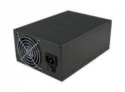 Zasilacz LC-Power LC1800 Mining Edition 1800W ATX V2.3 2x80mm aPFC BOX (20x PCIE! 6+2 PIN)