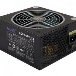Zasilacz LC-Power LC6460GP3 V2.3 460W ATX 140mm aPFC BOX 80+S