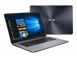 Notebook Asus R504ZA-BQ136T 15,6FHD/Ryzen 5 2500U/4GB/SSD256GB/Vega8/W10 Black-Silver