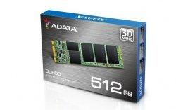 Dysk SSD ADATA Ultimate SU800 512GB M.2 (560/520 MB/s) 2280 3D TLC