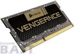 Pamięć DDR3 Corsair Vengeance SODIMM 8GB 1600MHz CL10 1.5V