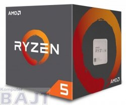 Procesor AMD Ryzen 5 2600 S-AM4 3.40/3.90GHz BOX
