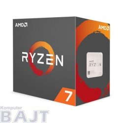 Procesor AMD Ryzen 7 2700X S-AM4 3.70/4.30GHz 4MB L2/16MB L3 12nm BOX