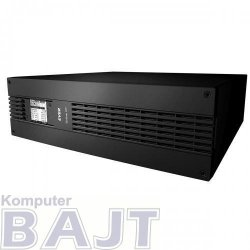 Zasilacz awaryjny Ever Line-Interactive Sinline RT XL 3000VA AVR 7xIEC 2xPL Sin USB LAN rack/tower
