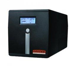Lestar UPS MCL-1200ffu L-INT 1200VA/720W AVR LCD 4XFR USB RJ-45