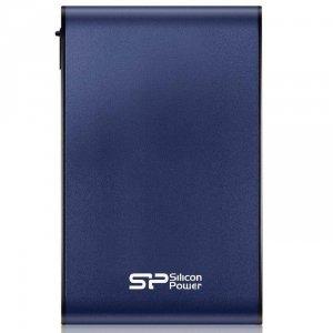 Dysk zewnętrzny Silicon Power ARMOR A80 1TB 2.5 USB3.0 PANCERNY Blue