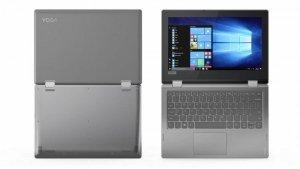 Notebook Lenovo YOGA 330-11IGM 11,6HD touch/N4000/2GB/SSD3<br />2GB/UHD600/W10 Grey