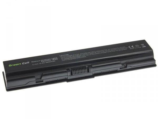 Bateria Green Cell do Toshiba A200 A300 PA3534U-1BRS 6 cell 11,1V