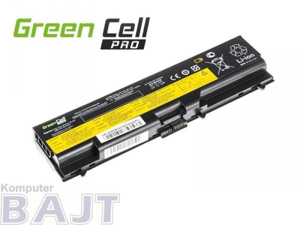 Bateria Green Cell PRO do IBM T410 EDGE 14 6 cell 11,1V