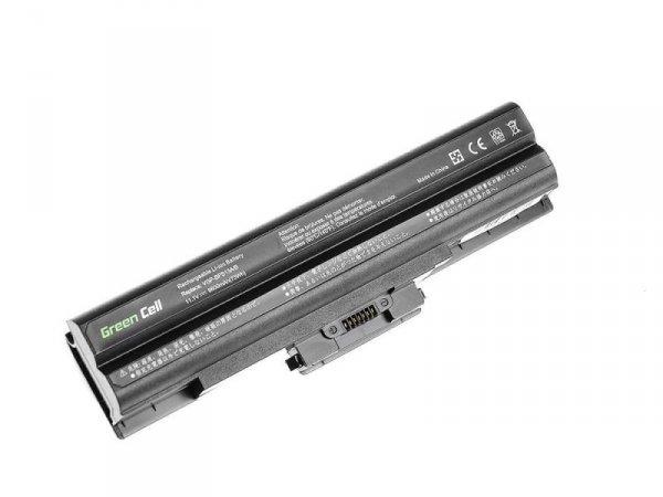 Bateria Green Cell do Sony VGP-BPS13A/S 9 cell 11,1V CZARNA