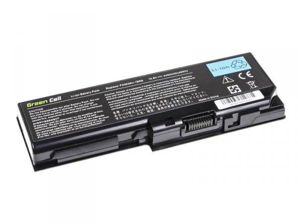 Bateria Green Cell do Toshiba Satellite L350 P200 PA3536U-1BRS 6 cell 11,1V