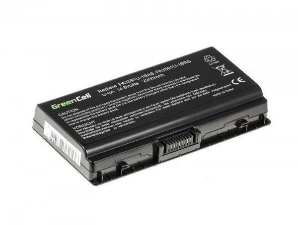 Bateria Green Cell do Toshiba L40-17R L40-17S PA3591U-1BRS 4 cell 14,8V