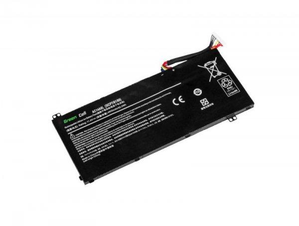 Bateria Green Cell do Acer Aspire Nitro V15 VN7-571G 3 cell 11,4V
