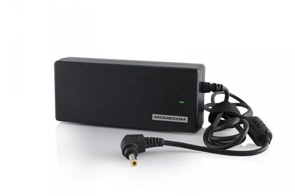 Zasilacz sieciowy Modecom ROYAL MC-1D90AS 90W do Asus/Acer/HP/Gateway/Toshiba [5,5 X 2,5MM - 19V]