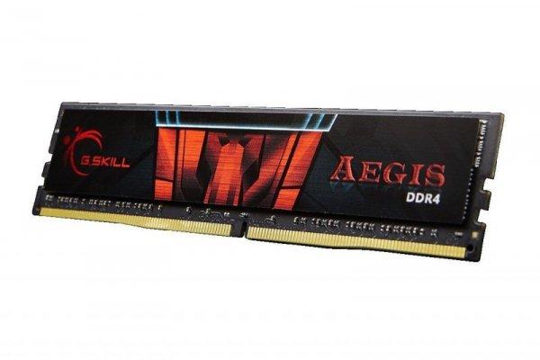 Pamięć DDR4 G.Skill Aegis 8GB (1x8GB) 3000MHz CL16 1,35V