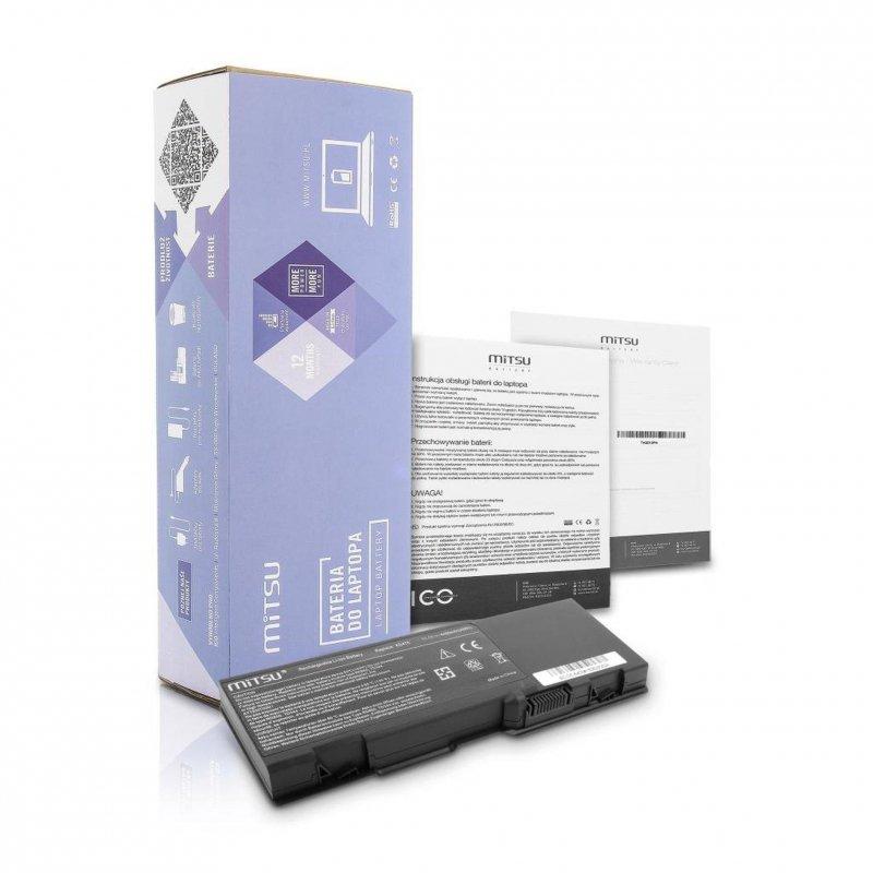 Bateria Mitsu do notebooka Dell Inspiron 6400