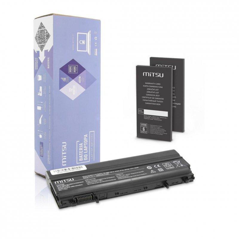 Bateria Mitsu do notebooka Dell Latitude E5440, E5540 (10.8V-11.1V) (6600 mAh)