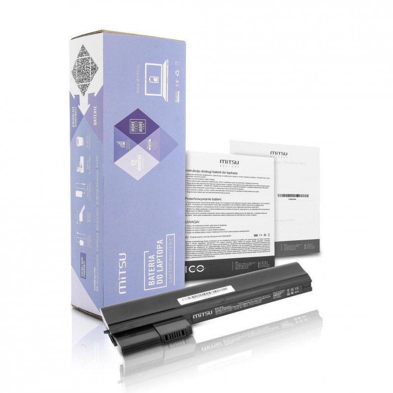 Bateria Mitsu do notebooka HP mini 210-2000