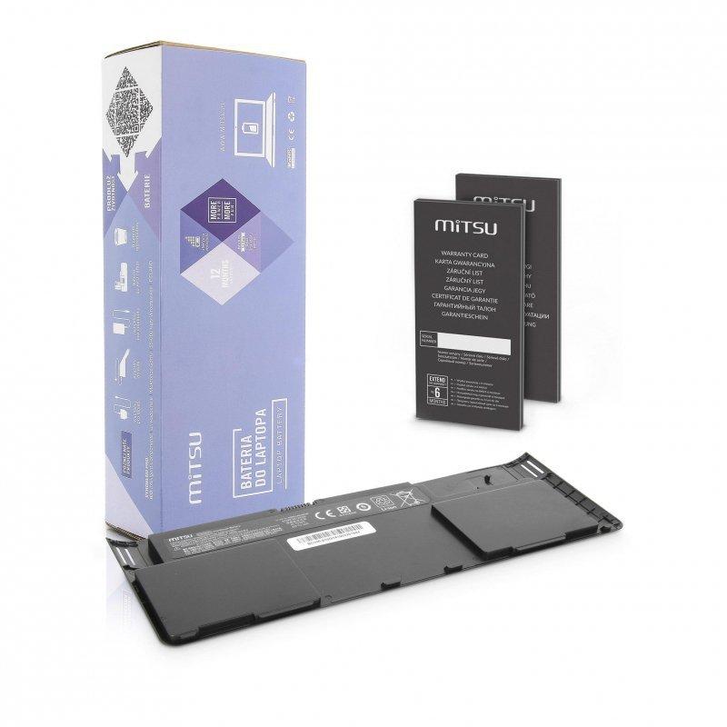 Bateria Mitsu do notebooka HP EliteBook 810 G1 (10.8V-11.1V) (4000 mAh)