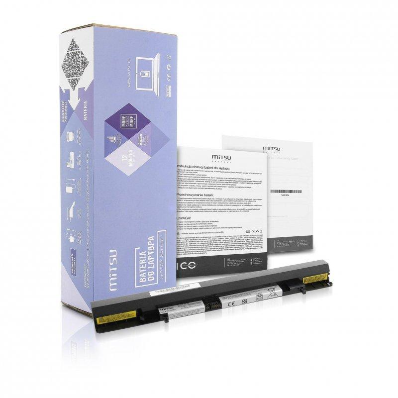 Bateria Mitsu do notebooka Lenovo IdeaPad S500