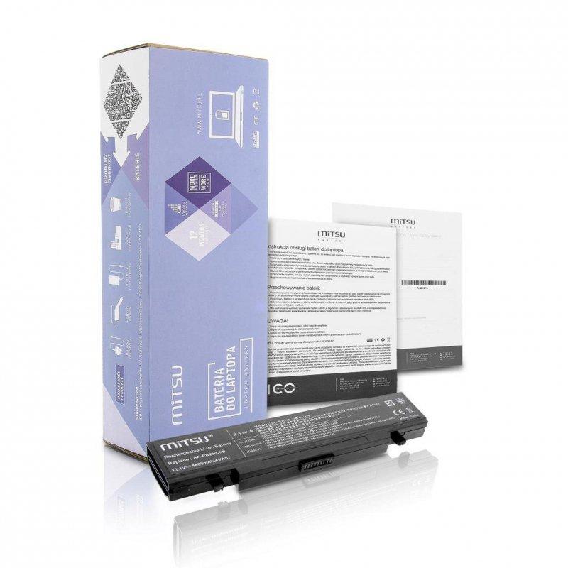 Bateria Mitsu do notebooka Samsung P60, R60, R70, X60, Q70