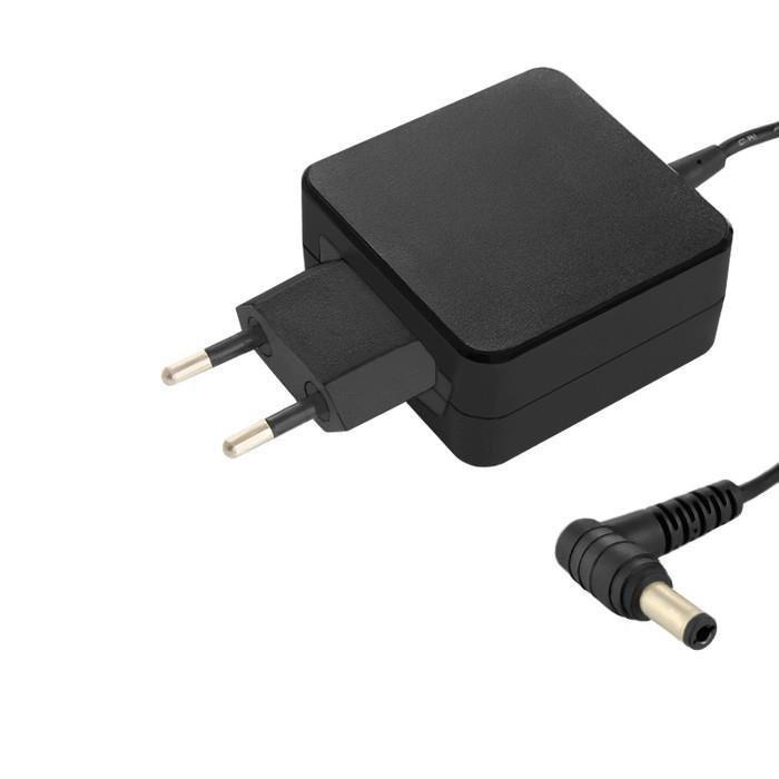 Zasilacz sieciowy Qoltec do Dell | 45W | 19,5V | 2,31A | 4.5*3.0+pin | +kabel zasilający